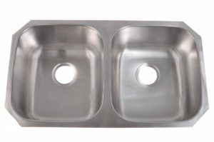 Stainless Steel Kitchen Sink 200 -Dimensions: L 29-3/8 in. x W 18-5/8 in. x D 7 in.